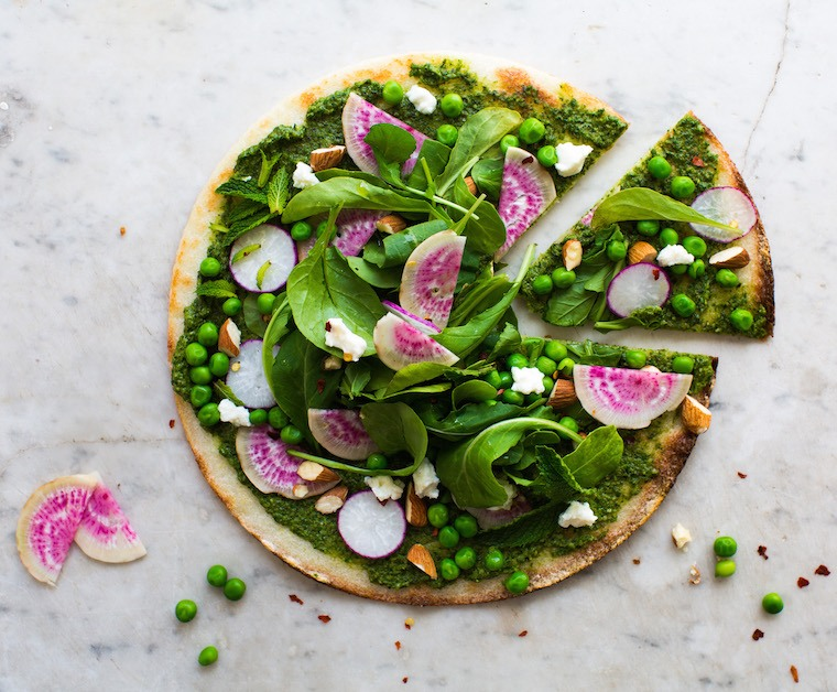 Thumbnail for 3 food blogger-approved ways to use Trader Joe's cauliflower pizza crust