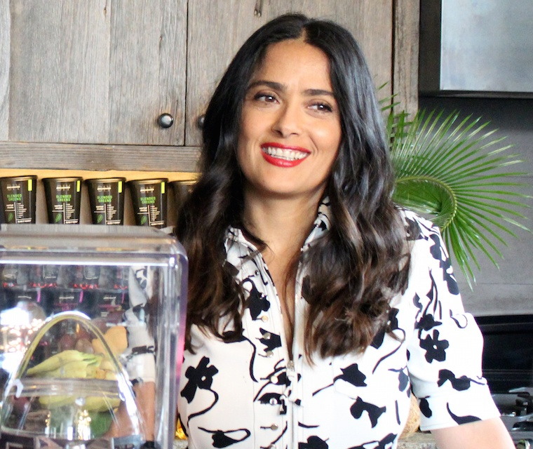 Thumbnail for Why Salma Hayek and Juice Generation want you to put smoothies on your face