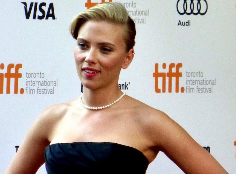 Thumbnail for Scarlett Johansson is so over this type of shaming