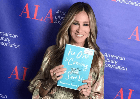 Your new self-care practice: Book-clubbing with SJP