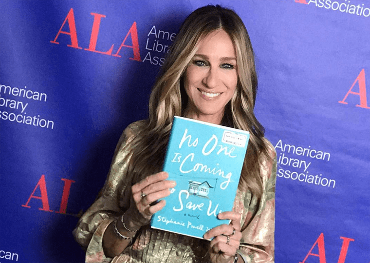 Thumbnail for Your new self-care practice: Book-clubbing with SJP