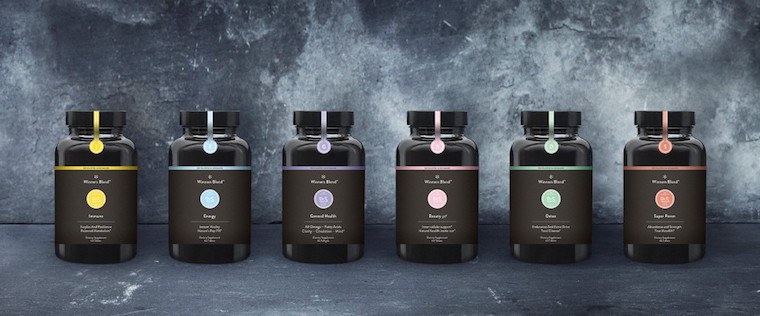 Dr. Smood supplements