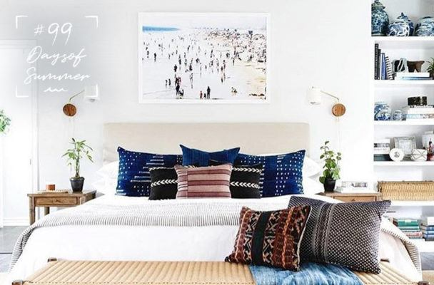 5 Bedroom Tweaks to Help You Sleep Through the Hottest Summer Nights