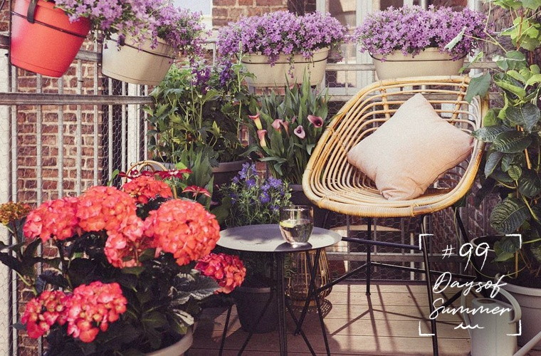 The city-dweller's guide to maximizing your mini outdoor space