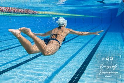 Here's why you should join a swim team this summer
