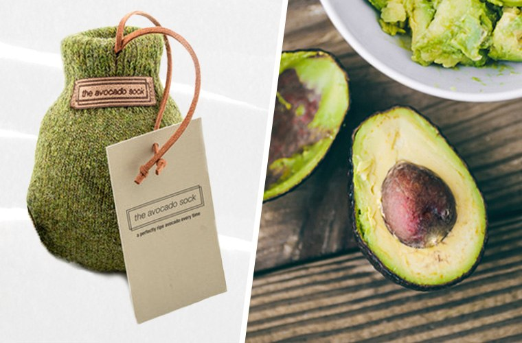 Thumbnail for To perfectly ripen your avocado, should you dress it up with a sock?