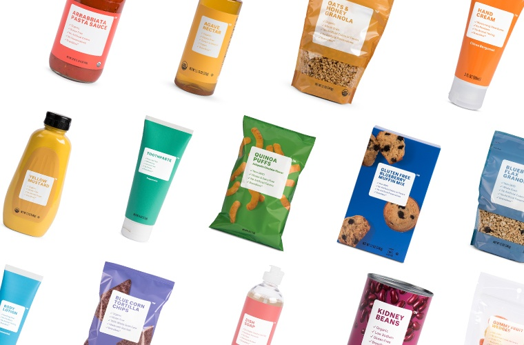 Brandless is the healthy online grocery store where everything costs $3