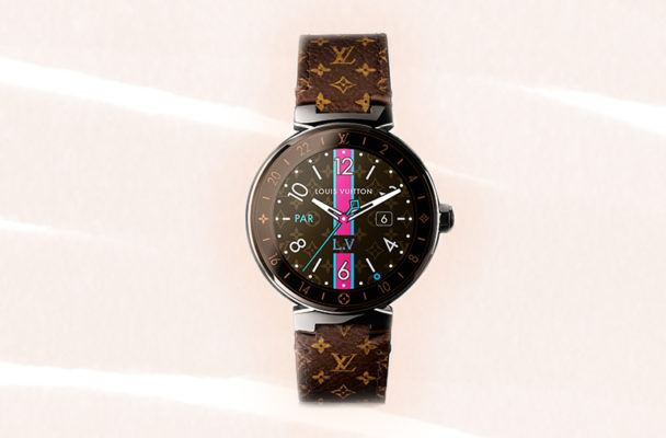 Louis Vuitton just released the most luxe healthy watch ever