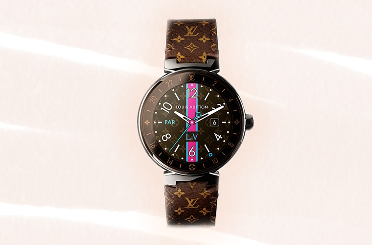 Thumbnail for Louis Vuitton just released the most luxe healthy watch ever