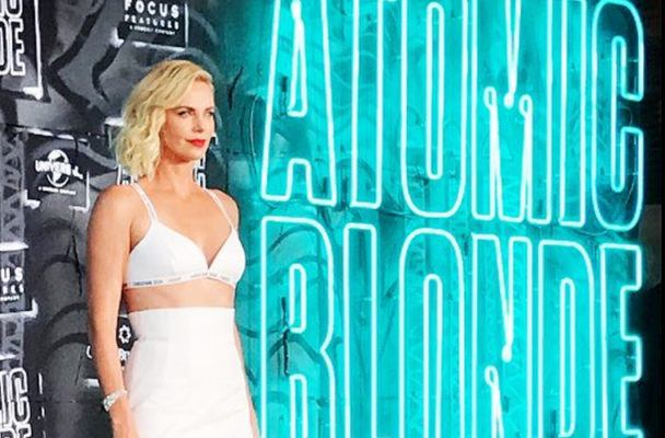 3 times Charlize Theron inspired us to be more badass