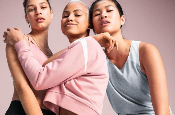 Nike just launched a new collection—and it's all millennial pink
