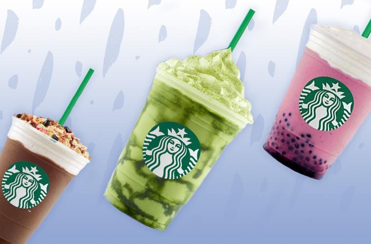 Starbucks just announced a piña colada drink