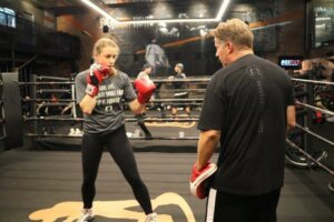 A beginner's guide to boxing workouts
