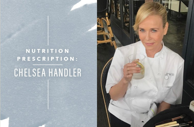 Thumbnail for How Chelsea Handler boosted her metabolism…without cutting alcohol