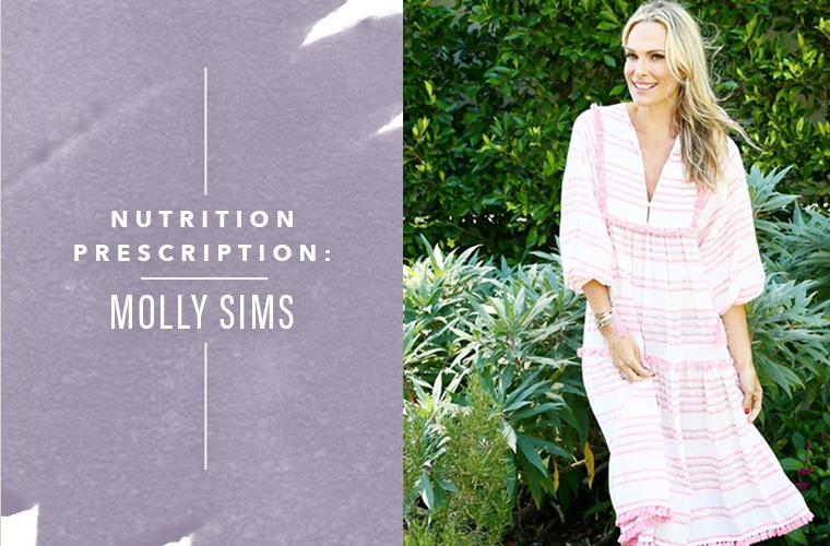 Thumbnail for The low-sugar eating plan that helped Molly Sims find a healthy balance after having a baby