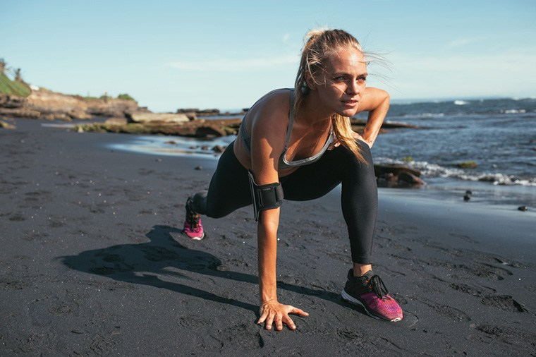 Thumbnail for Can a healthy dose of fear actually improve your workouts?