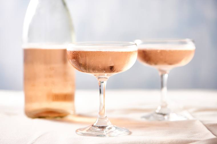 Is rose the healthiest wine?