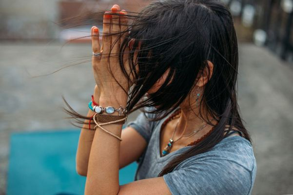 The stress-busting yoga move that'll make you cry in a good way
