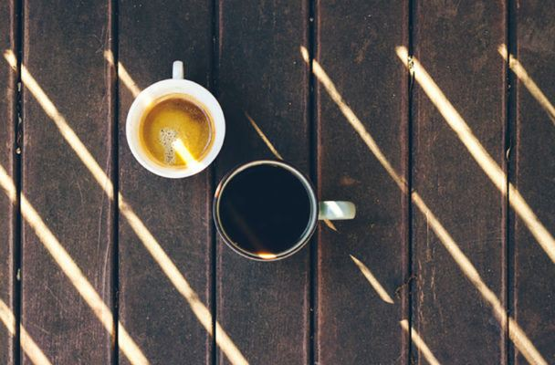 How to make butter-less Bulletproof coffee