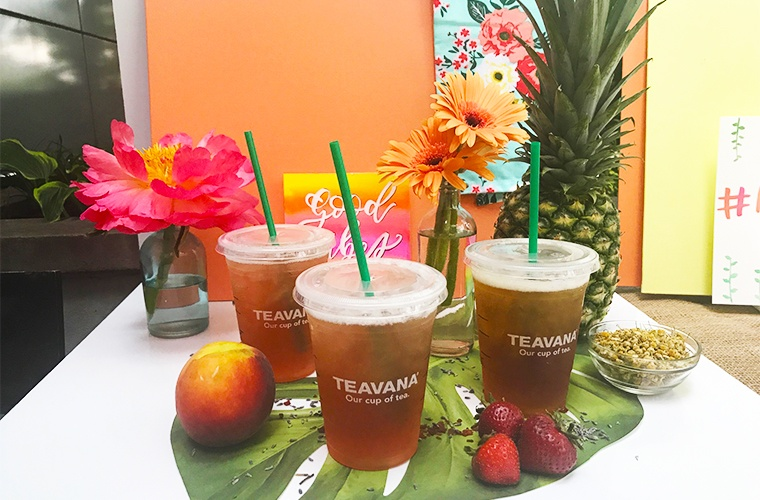 At Starbucks, It's Iced Tea's Time to Shine