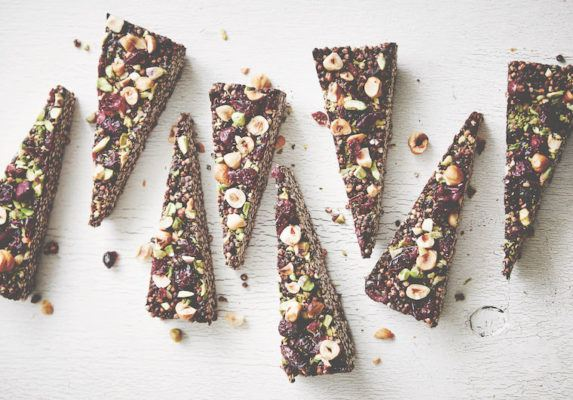 Superhero snack alert: These maca quinoa pops boost energy while beating PMS