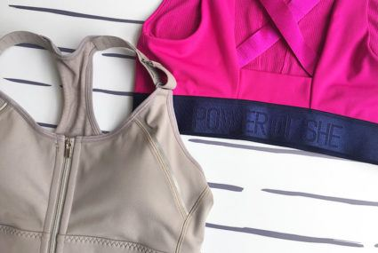 Athleta is launching a sports bra for breast cancer survivors