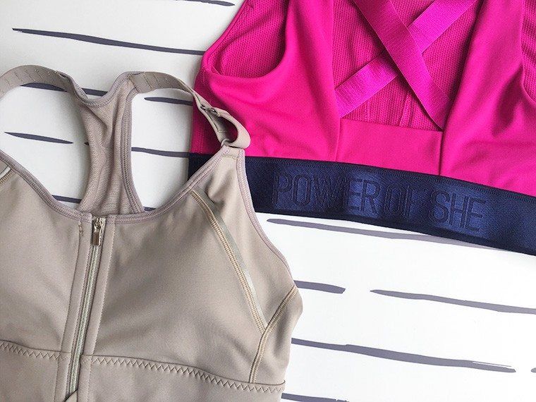 The first sports bra for breast cancer survivors