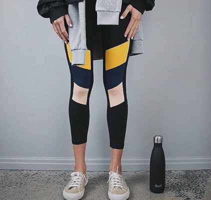 9 Instagram-worthy leggings on sale at Bandier for under $100