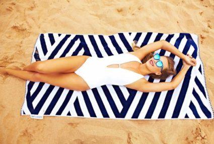 11 pretty beach towels to take you from swim to savasana