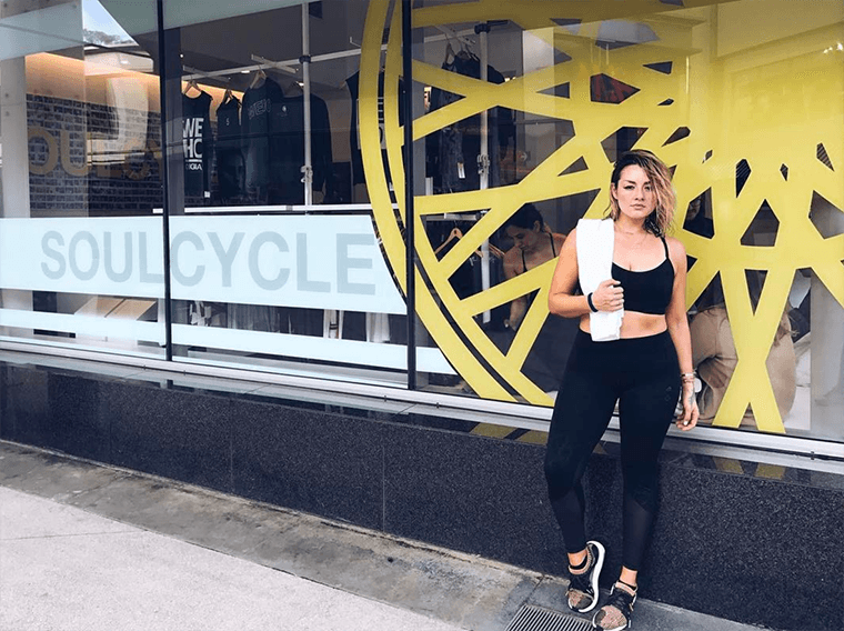 First Soulcycle Class Didn't Go Great? Here's What to Do, According to Chinae Alexander