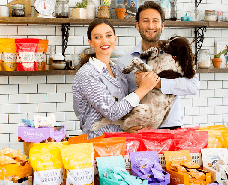 Thumbnail for Deliciously Ella just released a line of breakfast products—and it sold out immediately