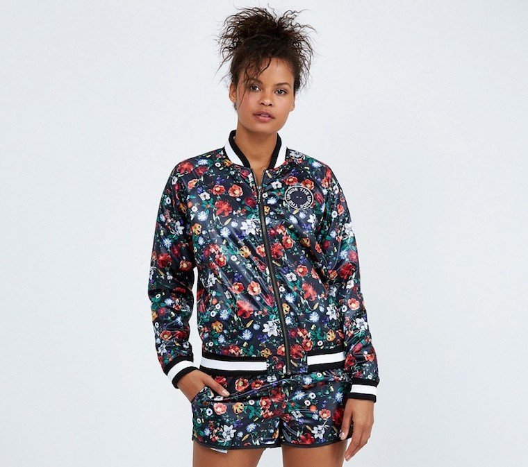 Thumbnail for Why the floral bomber is your ultimate workout companion