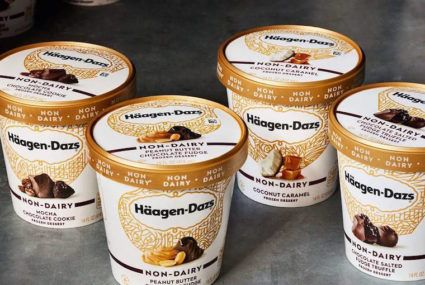Haagen Dazs is launching dairy-free ice cream—for the first time ever