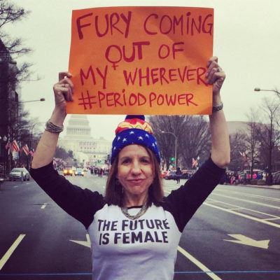 Attorney Jennifer Weiss-Wolf is a leader in the US fight for menstrual equity