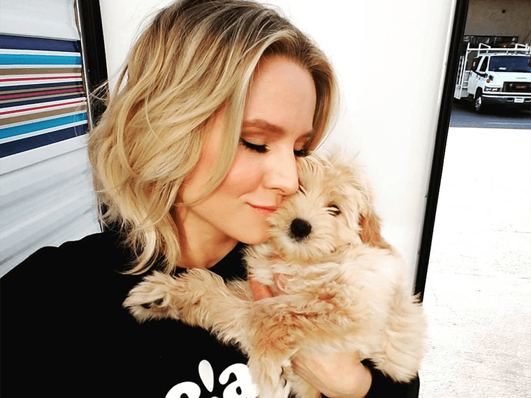 The 3 clean-beauty products Kristen Bell can't live without
