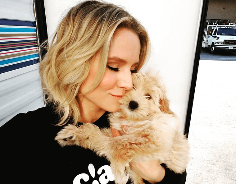 Kristen Bell's favorite natural beauty products