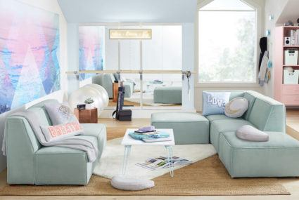 Newsflash: Lululemon's Ivivva launched a home decor collection