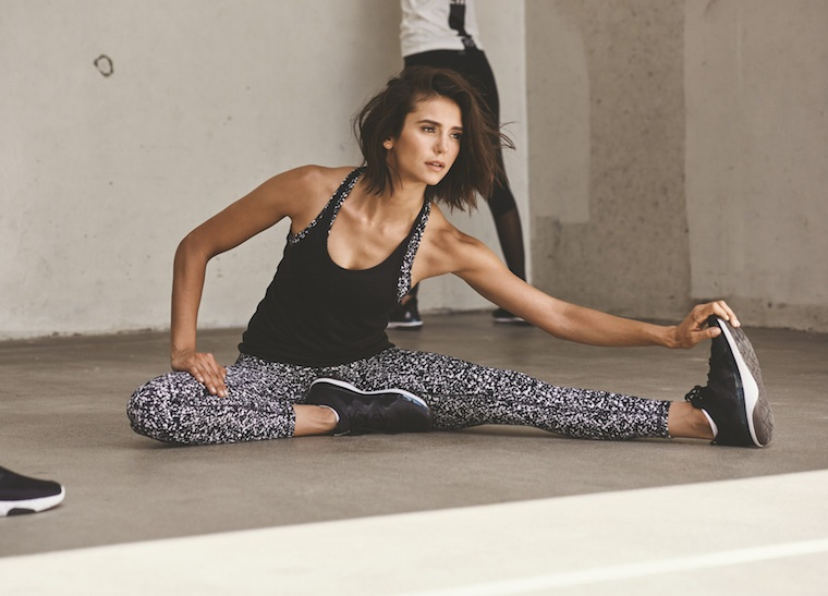 Thumbnail for Nina Dobrev is the latest celebrity face of Reebok and Les Mills