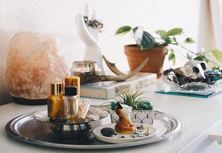 Thumbnail for 5 ways to transform your home with a Himalayan salt lamp