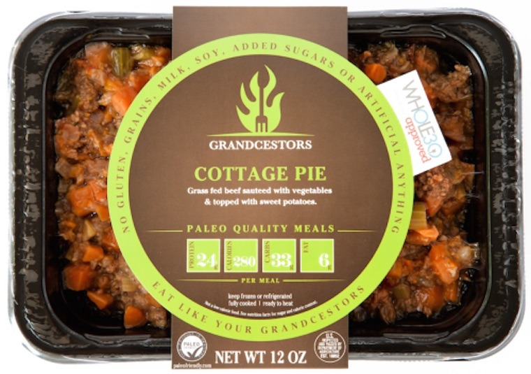 Grandcestors Cottage Pie