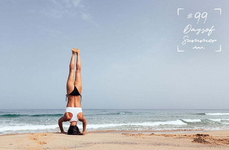 Thumbnail for Is this super-simple hack the key to finally nailing your headstand?