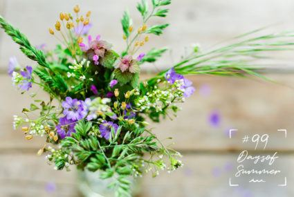 How to make your cheap grocery store flowers look like an expensive bouquet