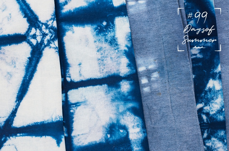 Thumbnail for How to Shibori Tie Dye Your Sheets for a Dreamy Bed Makeover