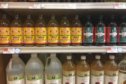 What to look for when buying apple cider vinegar