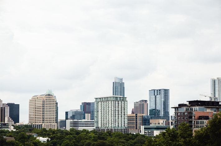 Explore Austin with this Interactive Map