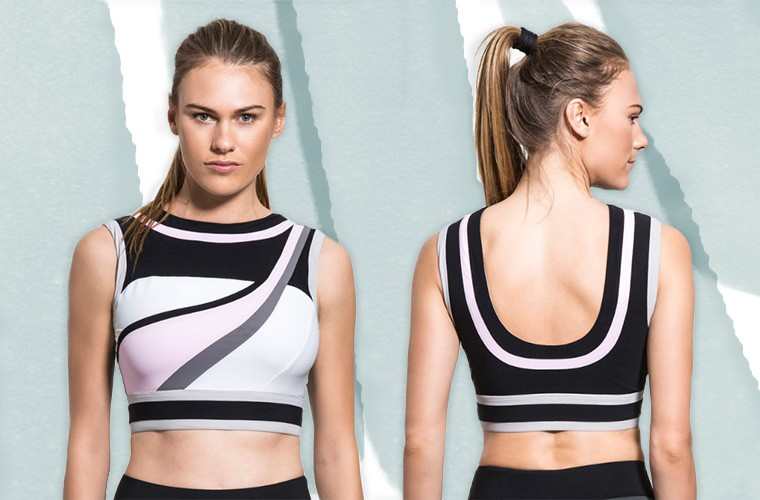 Thumbnail for How to wear your cropped sports bra everywhere this summer