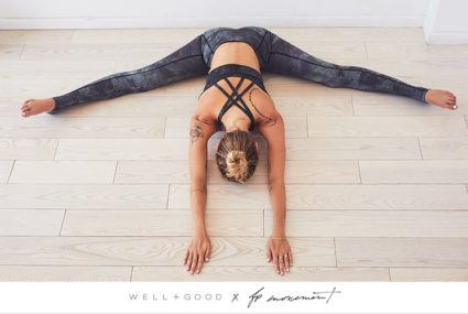 The one collection that converted this free-flowing yogi to a sports-bra lover