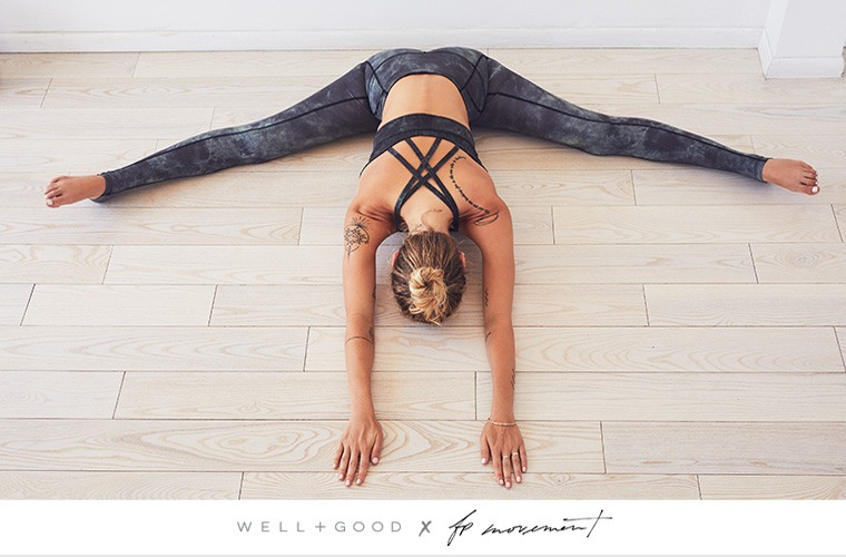 Thumbnail for The one collection that converted this free-flowing yogi to a sports-bra lover