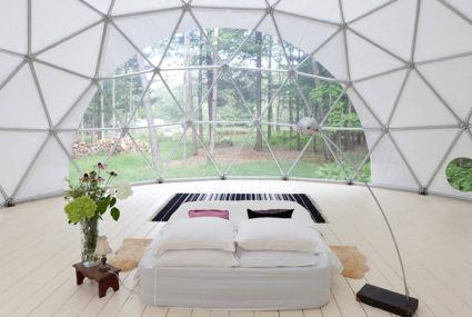 7 out-of-this-world geodesic domes you should book ASAP
