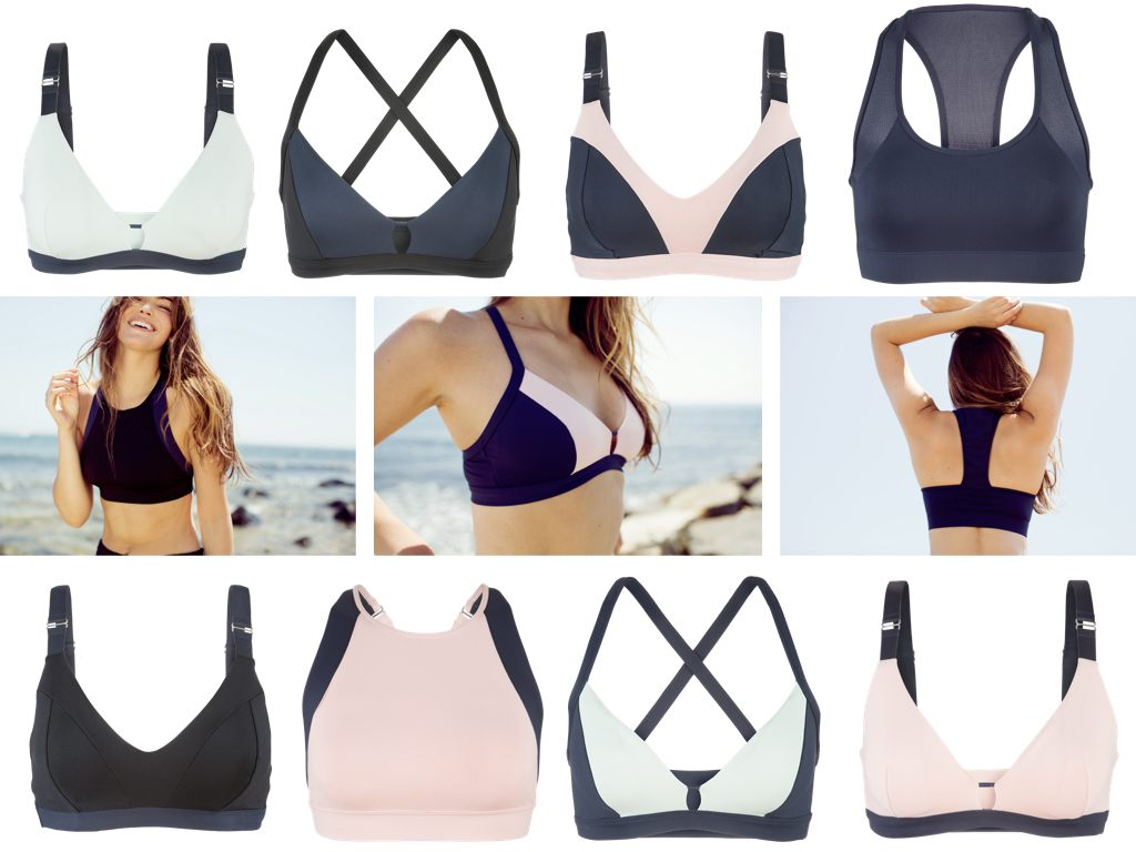 Lively lingerie brand launches first sports bra collection